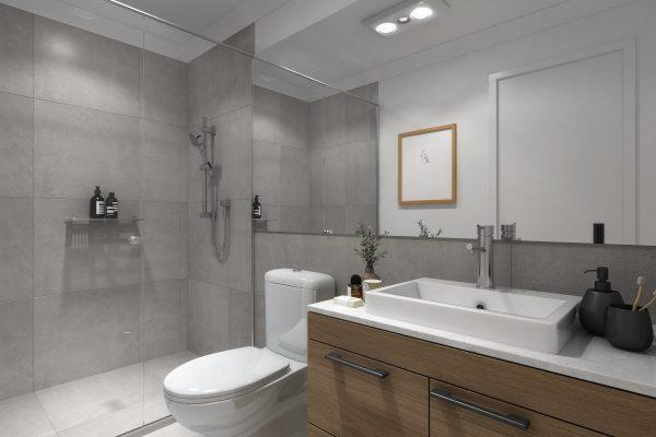 Northrise Lawnton- Typical Bathroom